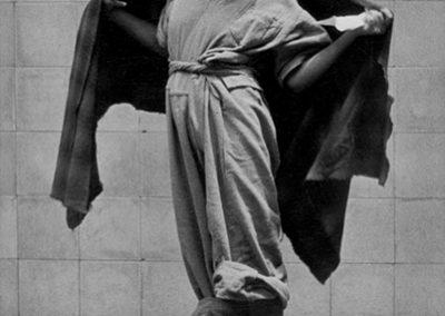 Joven en la Castañeda, 1965