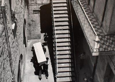 Muerte en la vecindad, 1940