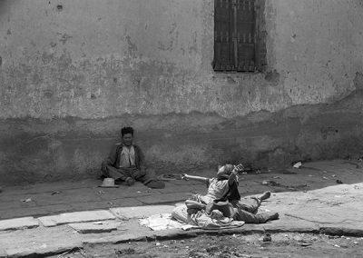 Por la Merced, 1944.