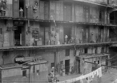 Vecindad, 1945.