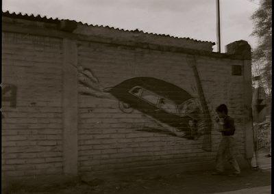 El choque, 1967