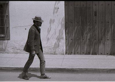 Siempre caminando, 1960
