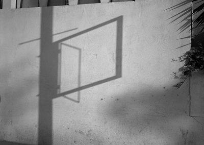 Aspecto exterior número trece, Coyoacán, Ciudad de México, México, 1972