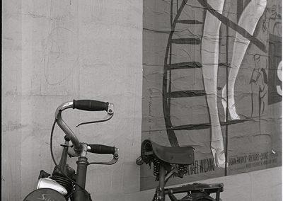 La cita, París, Francia, 1960