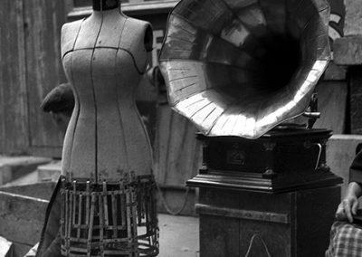 Maniquí con voz, México, 1930's