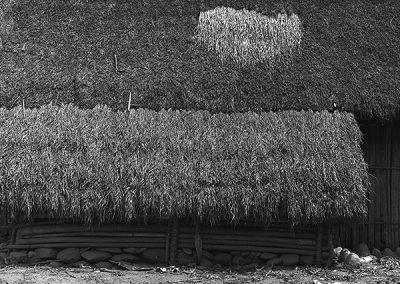Techos de Usila, Usila, Oaxaca, 1964
