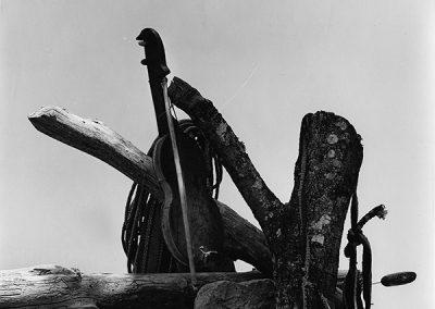 Violín huichol, Sierra de Jalisco, 1965
