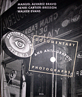Documentary and Anti-Graphic Photographs by Manuel Álvarez Bravo