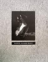 Revelaciones, The Art of Manuel Álvarez Bravo