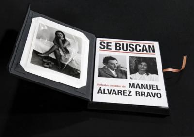 Se buscan. Retratos inéditos de Manuel Álvarez Bravo